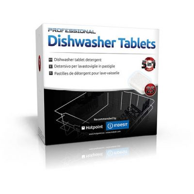 Box of 25 x Dishwasher Tablets