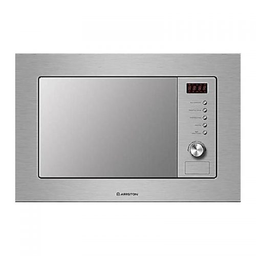 MWA 122.1 X - Ariston Built-In Microwave & Grill With Stainless Steel Trim Kit
