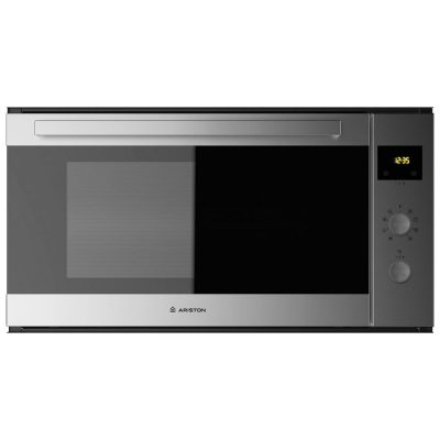 Ariston 90cm Built-In Oven With 8 Cooking Functions - MB91 IX S-T1 (Factory Seconds)