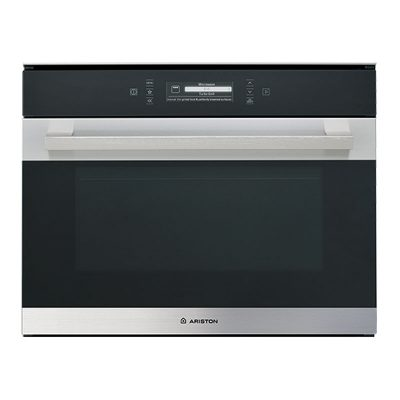 MP796IX A EX - Ariston 40L Built In Microwave Oven & Grill (Factory Seconds)