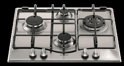 ariston cooking range instruction manual