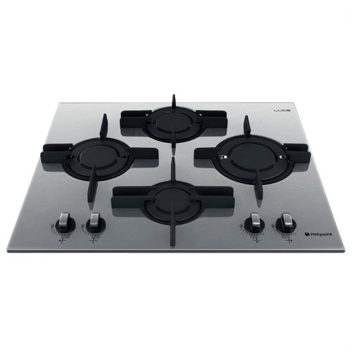 Ariston 60cm Stainless Steel Direct Flame Gas Cooktop -PK644 DGHX (Discontinued Model)