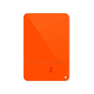 Tisira Kitchen Scales in Orange