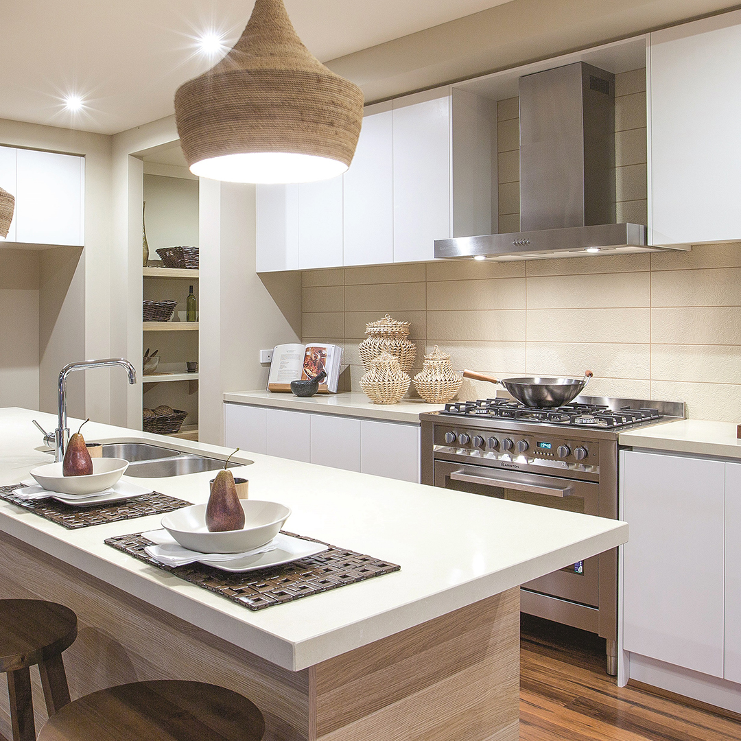 Ariston kitchen showroom