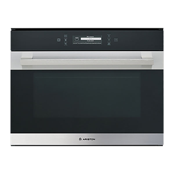 MS798 IX A - Ariston Compact Combi-Steam Oven (Factory Seconds)
