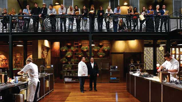 Masterchef Kitchen Australia Kitchen Ideas